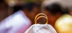 Photo bagues, photographie de mariage